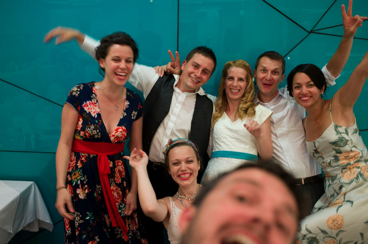 Impressions of Calin Ilea and Domnita Georgescu's wedding in Targu Mures, Romania, Saturday, July 7, 2012.
